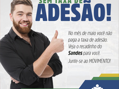 Recado do Sandes Júnior!