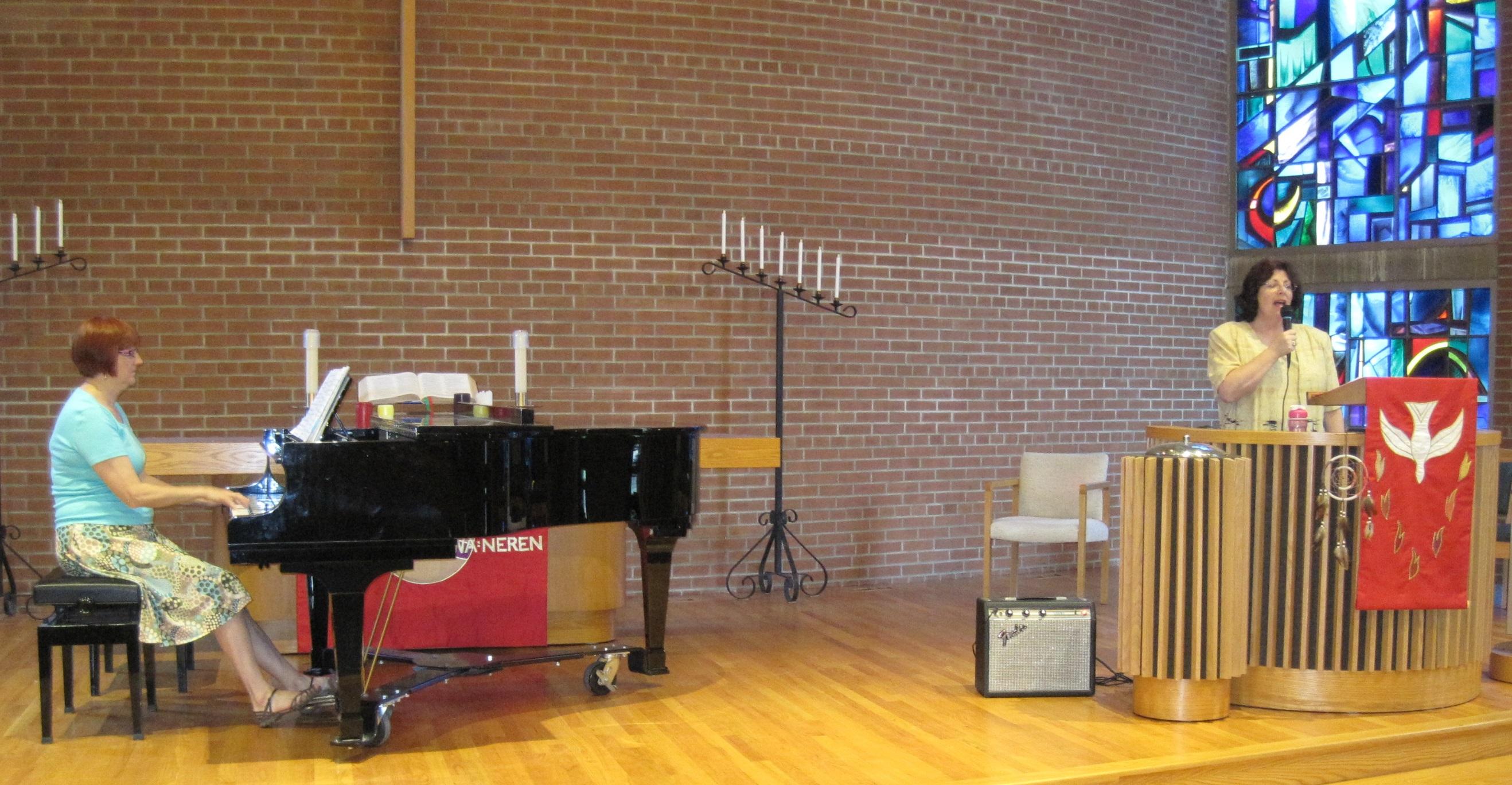 Sheelah Piano