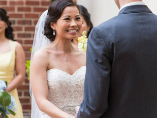 Antonette's Spring Wedding in Old Town Alexandria