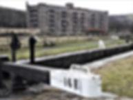 Titanic Mill on the Huddersfield Narrow