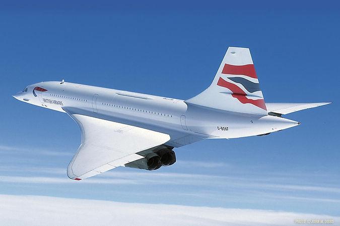 Concorde Alpha Foxtrot image from John D