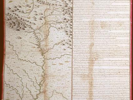La Provincia de Coatzacualco a través de la cartografía novohispana