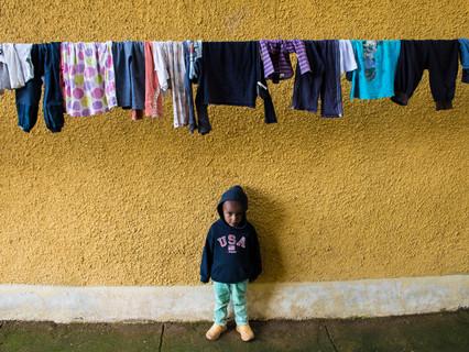 Historias de un orfanato en África