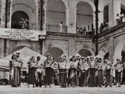 Guendaliza'a. La mirada del encuentro a través de su fiesta en Tehuantepec, Oaxaca