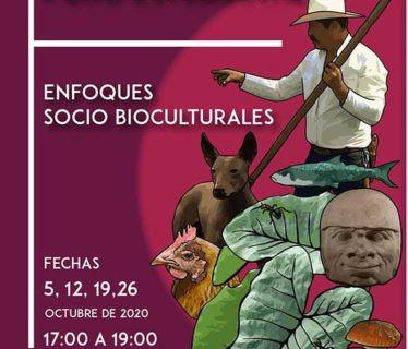 Memorias del Foro Estudiantil Enfoques Socio Bioculturales