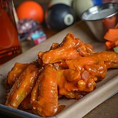 8 Wings (1 sauce)