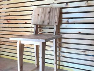 撮影用の椅子