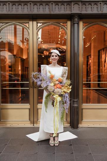 Andrea Wedding - Photo by Menary Wedding
