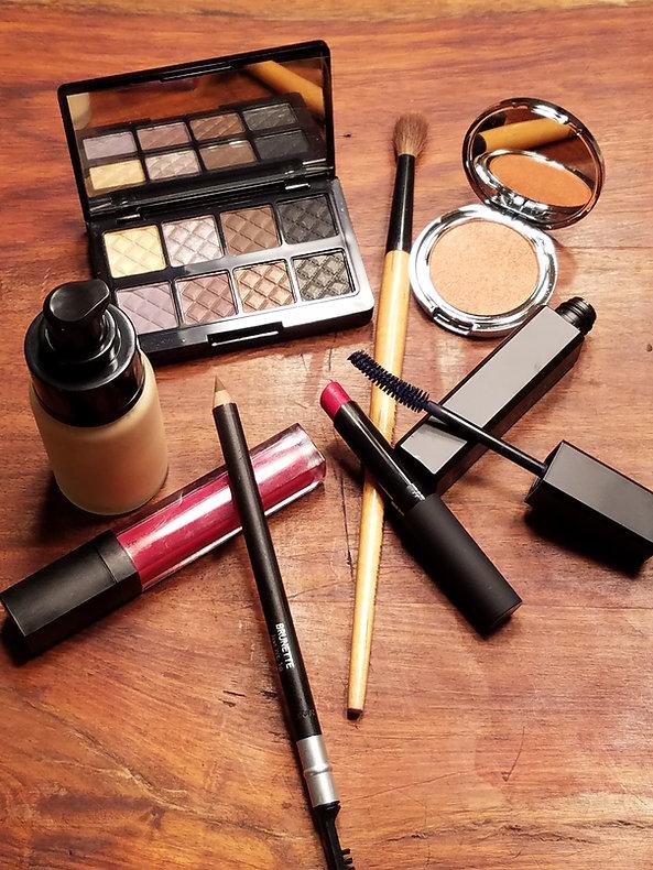 About Face Makeup