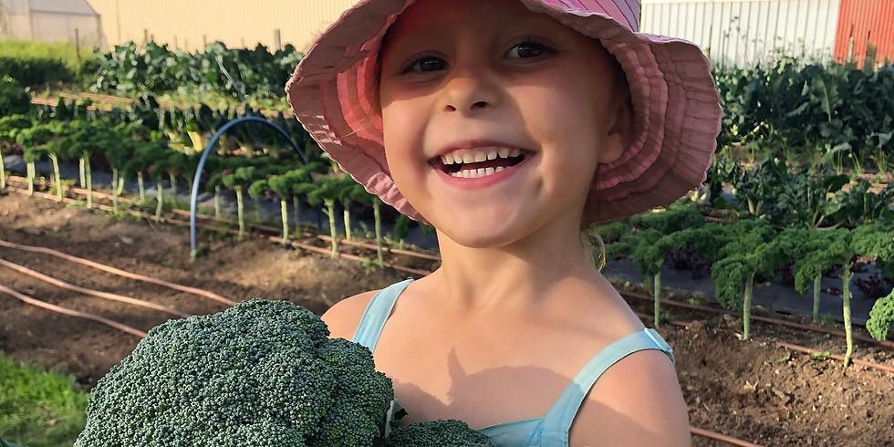 Kids Garden FUNraiser