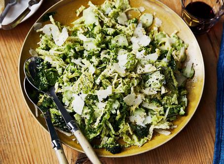 Broccoli Caesar