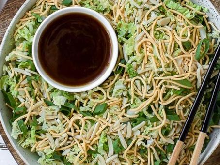 Crunchy Noodle Wombok Salad