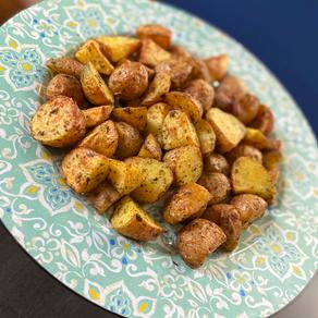 Air Fryer: Crispy Potatoes