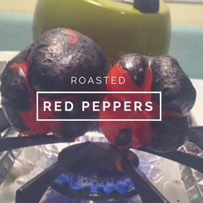 Kitchen 101: Roasted Red Peppers