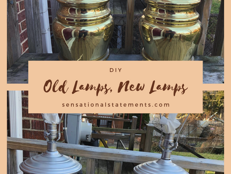 Old Lamps, New Lamps