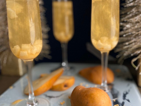 Shanae's Champagne Cocktail