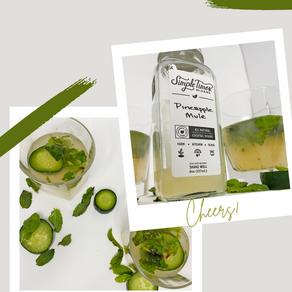 Cucumber Mint Refresher