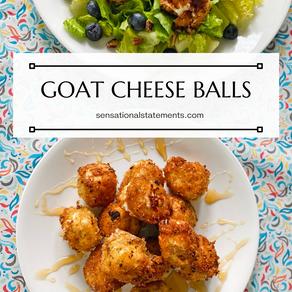 Goat Cheese Balls