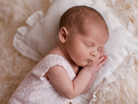 Take Better Photographs of Your New Baby is 5 Easy Steps: Newborn Photographer in Guilderland, NY