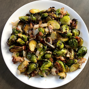 Air Fryer: Brussel Sprouts