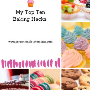 Kitchen 101: My Top Baking Hacks