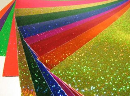 CAD-CUT® Glitter Flake™ Heat Transfer Vinyl