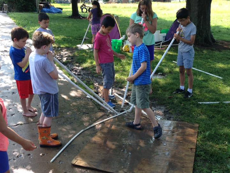 KOOP Adventure Play Afterschool at Uni Primary