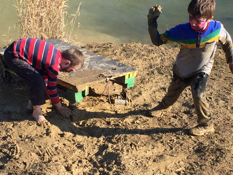 Four reasons why Adventure Playgrounds are the answer!