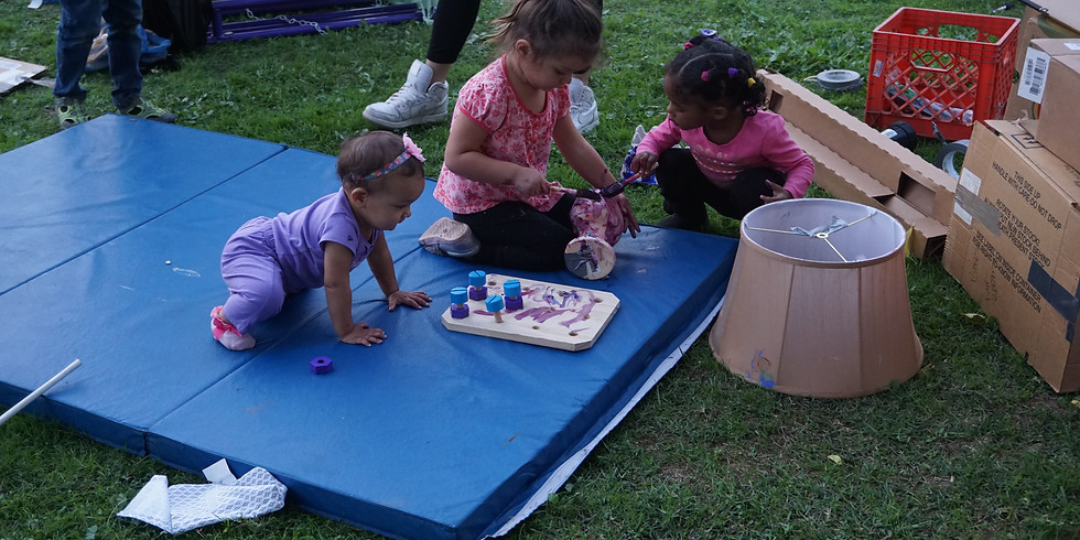Pop Up Play Day & Cultural Experience