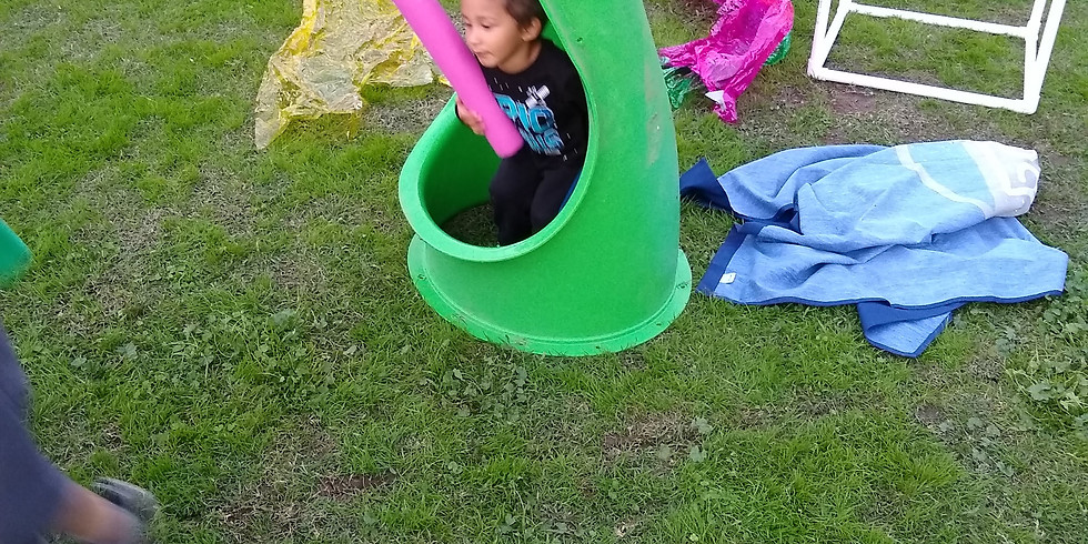 Pop Up Play Day Rahilly Park