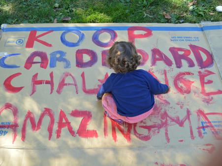 KOOP Global Cardboard Challenge