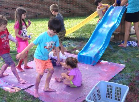 KOOP In-School and After-School Adventure Play Program