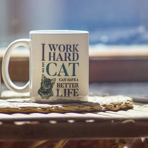 You&Meow Branded Mug