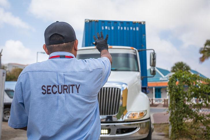 Delta Security & Hospitality Begeleiden.