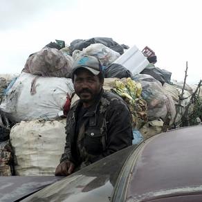 No lixão que não cabe debaixo do tapete: catadores e mazelas sociais em Morro do Chapéu