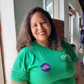 """Entrevista: """"Juntas nós somos mais fortes"""", afirma Priscila Vasconcelos, do Empodera Morro"""