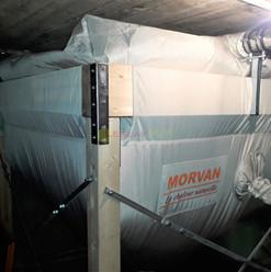 Chaudière à granulés MORVAN réf : GM EASY 36-005 BM