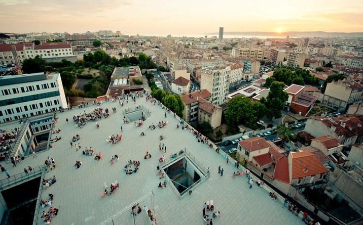 Fondation de Marseille, la création