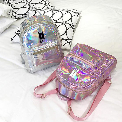 Iridescent BTS Backpack