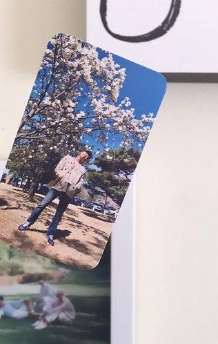 Spring Namjoon Photo Card