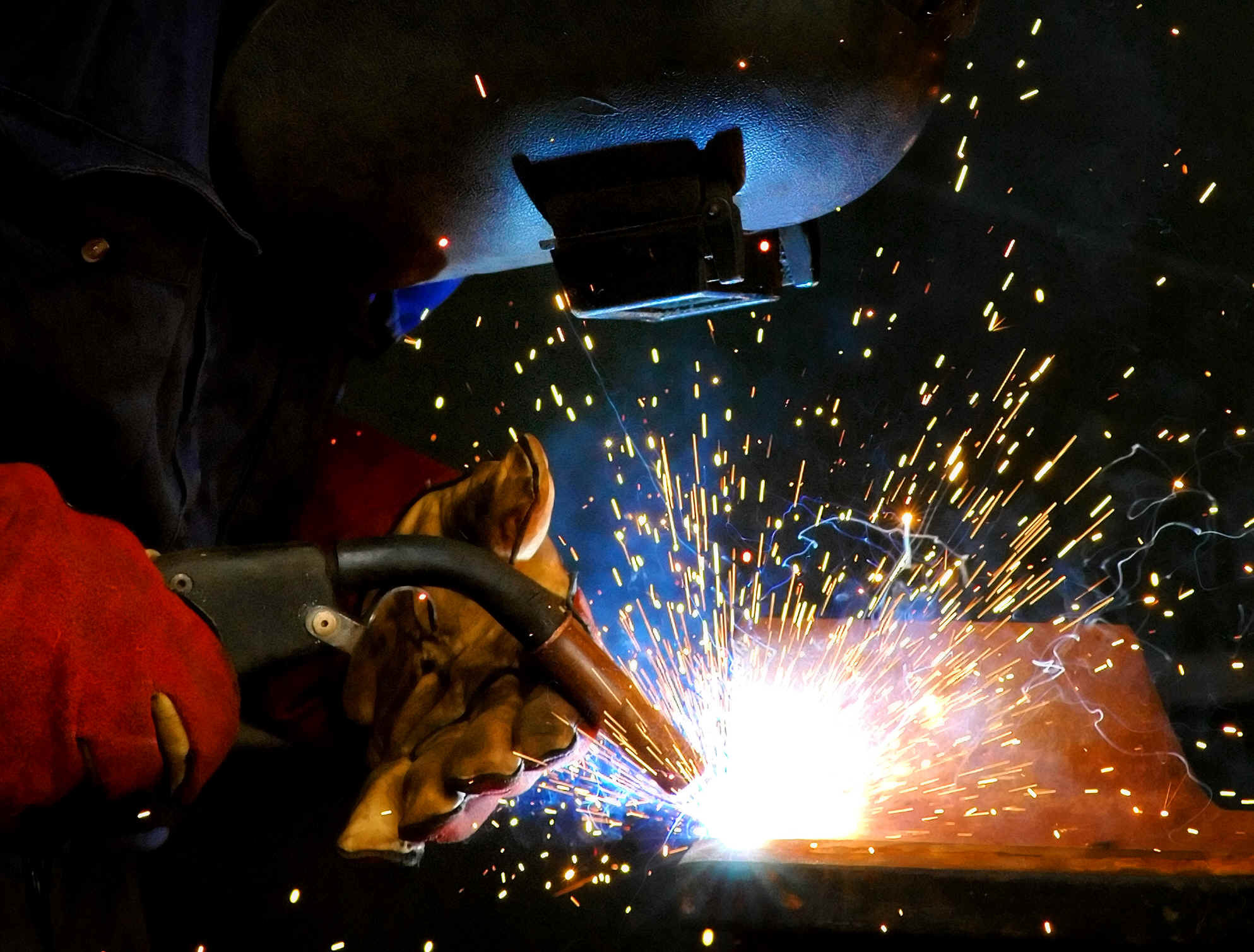 welding Fort Qu'Appelle