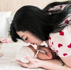 mammas kiss