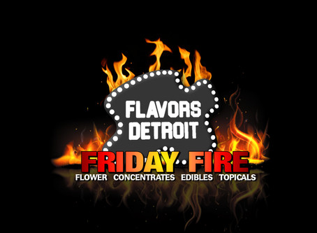 FRIDAY FIRE at FLAVORS DETROIT