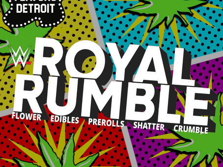 Need some Entertainment? The Royal Rumble is Tonight
