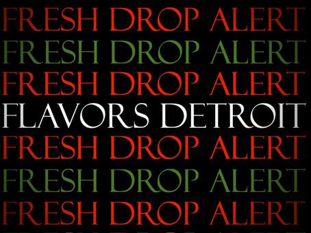 Fresh Drop Alert: Saturday in December