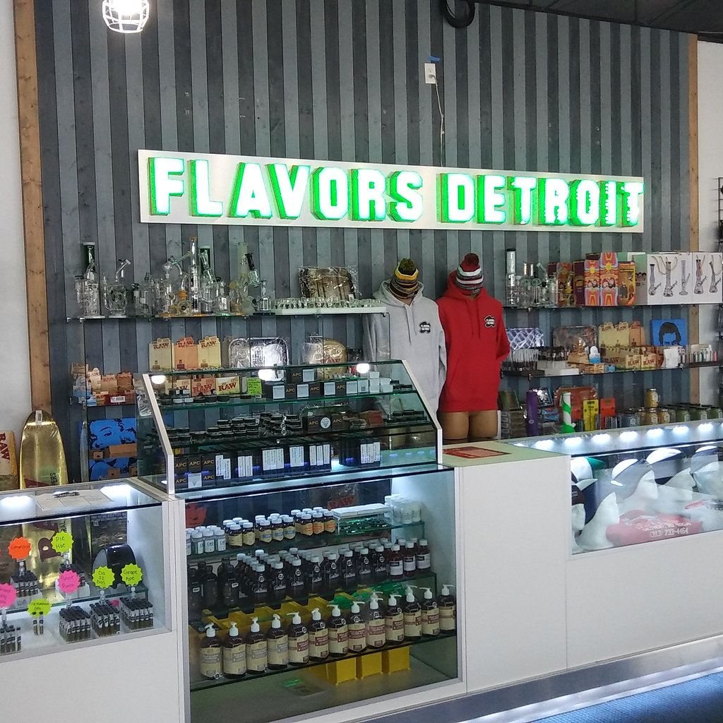 Flavors Detroit Provisioning Center | 5700 8 Mile Rd | Michigan