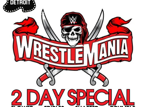 Wrestlemania 2 Day Special