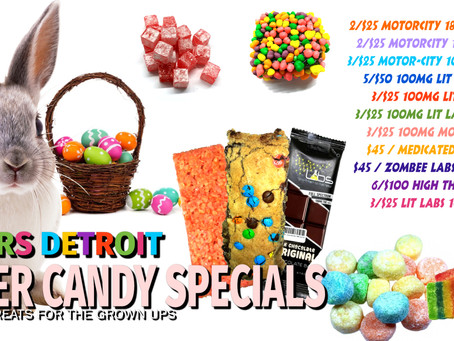 Easter Candy for the grown-ups