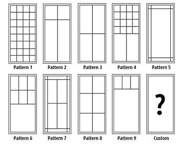 Window patterns