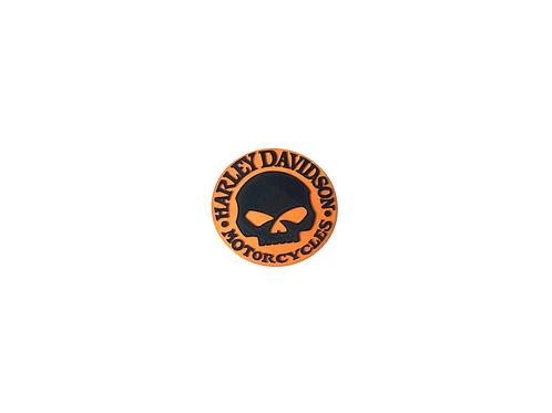 Znak Harley Davidson - Kulatý